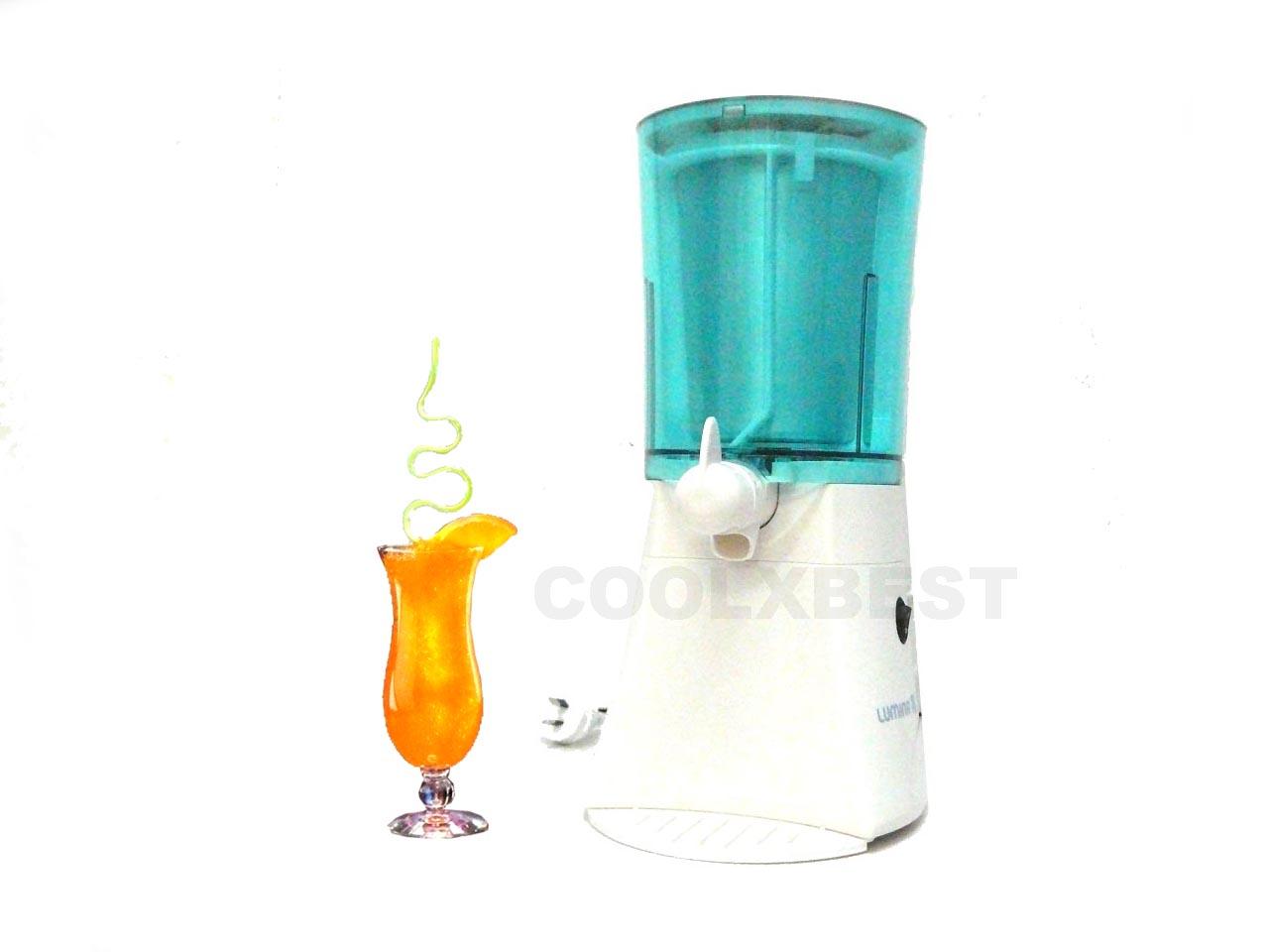 slushie slush frozen cocktail drink maker machine party fun ebay. Black Bedroom Furniture Sets. Home Design Ideas