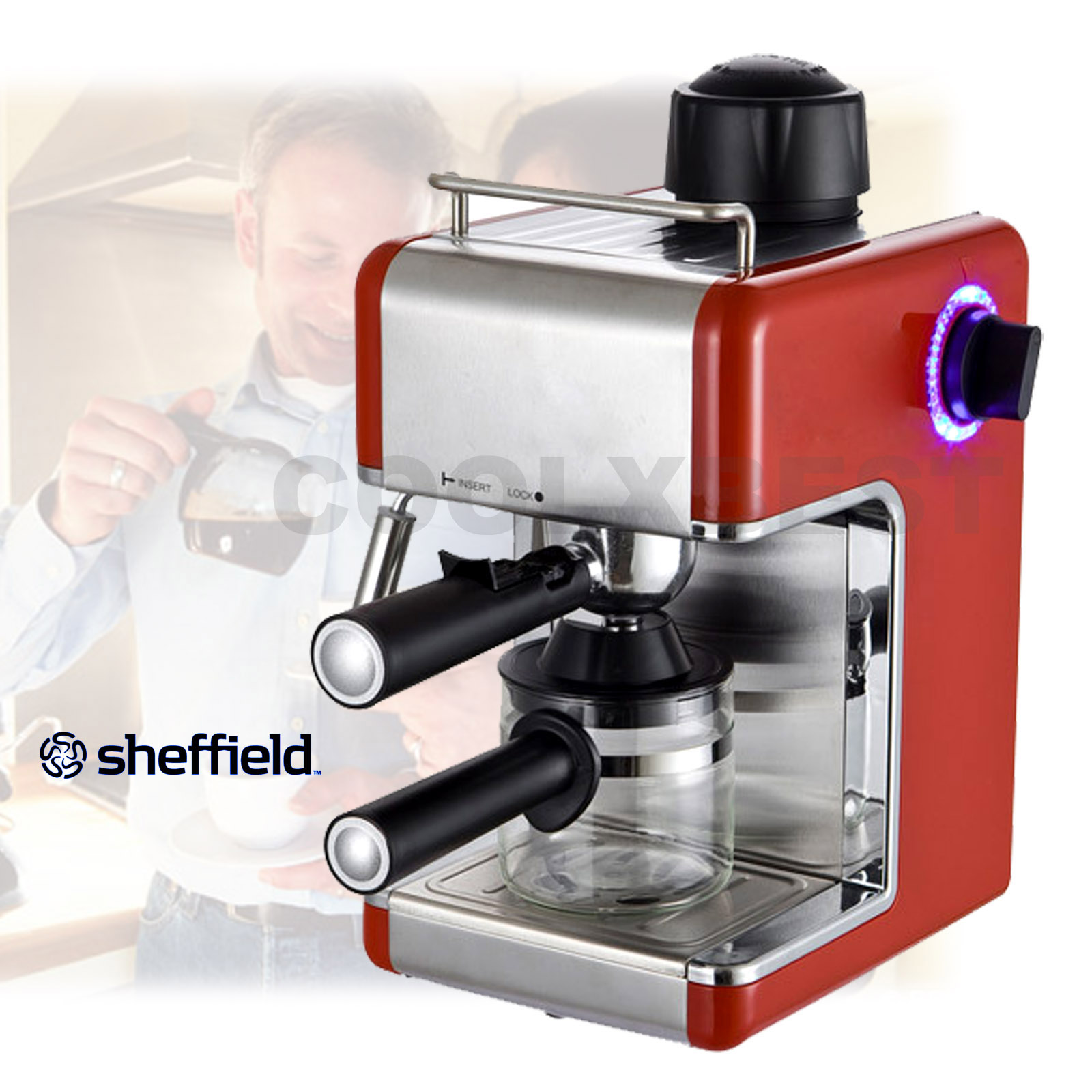machine caf chocolat cappuccino mr coffee latte maker. Black Bedroom Furniture Sets. Home Design Ideas